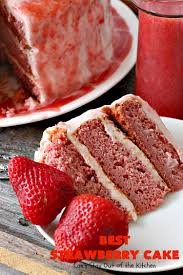 best strawberry cake can u0027t stay out of the kitchen