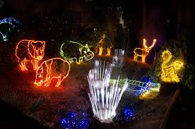 Zoo Lights Columbus Zoo by Christmas In Phoenix Christmas Lights Restaurants Open Day
