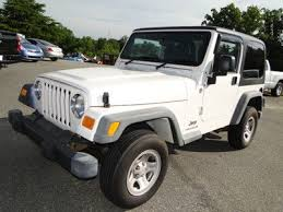 wrecked jeep wrangler for sale sell used jeep wrangler mail right drive repairable salvage