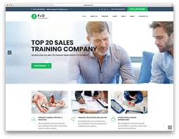 20 best business consulting wordpress themes 2017 colorlib