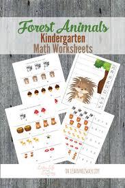 Homeschool Kindergarten Worksheets 198 Best Homeschooling Math Images On Pinterest Teaching Math