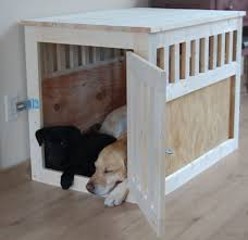 stylish dog crates u2013 so your cute and furry friend can become part