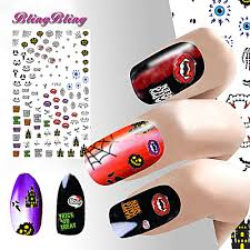 Halloween Nail Art Bats by Compare Prices On Halloween Nail Designs Online Shopping Buy Low