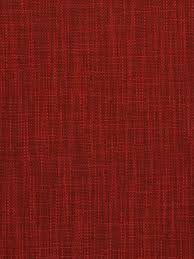 red textured upholstery fabric woven solid color fabric for