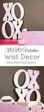 Valentine Decorations For The Home by Xoxo Valentine Wall Decor Southern Couture