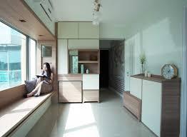 minimalistic apartment minimalist functional apartment with bay windows digsdigs
