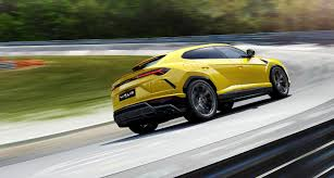 fastest lamborghini lamborghini urus debuts as the fastest suv in the world