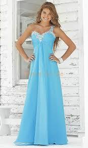 one shoulder prom dresses blue long sleeve prom dresses dressesss