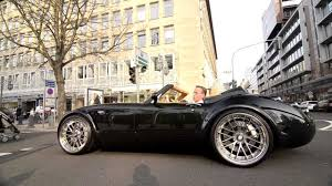 wiesmann wiesmann mf5 roadster v10 by lector youtube