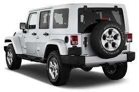 white jeep one week with 2016 jeep wrangler unlimited 4x4 75th edition
