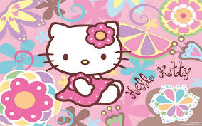 kitty easter wallpaper wallpapers browse