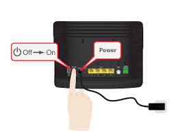 Verizon Router Orange Light Reboot The Hbr Router Using The Power Switch Lte Internet