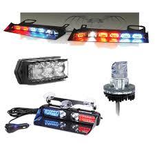 ecco led offroad lights lsh lights emergency warning lights