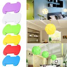 Pendelleuchten Esszimmer Ebay Diy Iq Puzzle Lampenschirme Für Hängelampe Decken Pendelleuchte