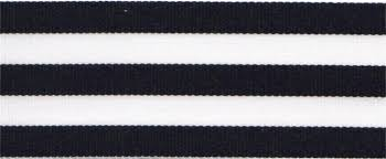 black grosgrain ribbon 5 yards 5 8 classic stripe grosgrain ribbon classic stripes