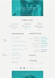 User Experience Designer Resume Alexandra Ehrhardt Cv Jpg Curriculum Vitae Designer Graphique Cv