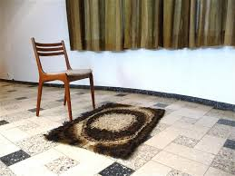 abstract brown danish rug by ege rya 1960s for sale at pamono
