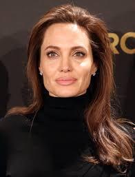 turning 40 need 2015 hairstyles angelina jolie june 4 stars turning 40 in 2015 zimbio