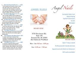 angel nails summerville home facebook