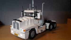 kenworth build and price moc 9257 kenworth t600 technic 2017 rebrickable