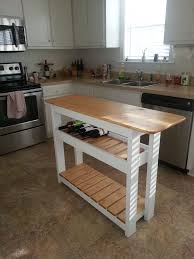 Kitchen Island Small by Small Kitchen Island With Wine Storage Outofhome