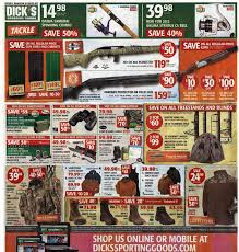 dcks sporting goods black friday u0027s sporting good black friday 2011 ad scans slickguns gun