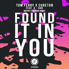 Sho Emeron found it in you matvey emerson remix feat a sho by tom ferry