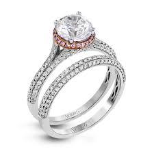 gold wedding sets mr2737 engagement set simon g jewelry