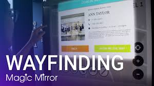 photobooth and interactive digital signage manufacturer magic mirror