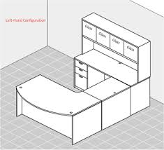 frosted glass doors prices of4s owner u0027s u shaped ergonomic executive desk with overhead
