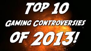 Top 5 Gaming Controversies Of 2014 Youtube - top 10 gaming controversies of 2013 youtube