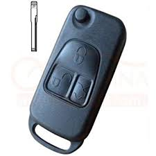 mercedes replacement key mercedes ml class 3 button replacement remote flip key fob
