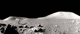 shadows on the moon a point sky telescope