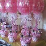 cheap baby shower centerpieces baby shower centerpiece ideas easy cheap centerpiece for