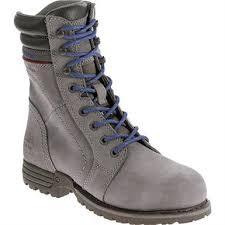 womens boots for work caterpillar footwear echo steel toe s work boots rogan s