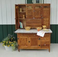 Best Hoosier Kitchen Cabinet Images On Pinterest Hoosier - Enamel kitchen cabinets