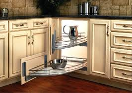 blind corner kitchen cabinet ideas 20 different types of corner cabinet ideas for the kitchen