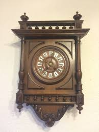japy freres antique french wall clock ii henry style by din973 e26