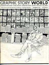 richard kyle in retrospect the comics journal