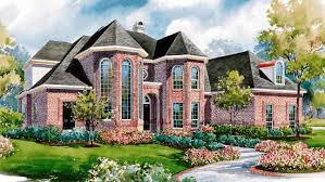 house plans with turrets house plan 99410 at familyhomeplans