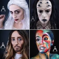 this ultimate makeup challenge will give you endless halloween
