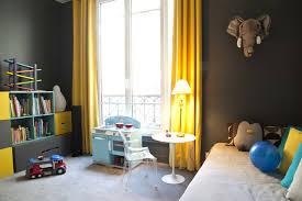 chambre architecte chambres d enfants dans un appartement à contemporain