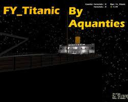 Naval Strike Maps Fy Titanic Counter Strike 1 6 Maps