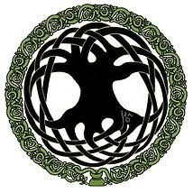 celtic religion origins of the universe