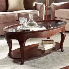 coffee table traditional glass coffee table american drew 091