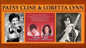 patsy cline u0026 loretta lynn the old rugged cross youtube