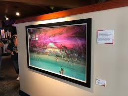 Living With The Land Epcot by Photos Mary Blair And Herbert Ryman Art Exhibits At The