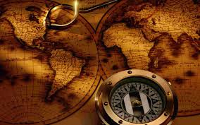 World Map Desktop Wallpaper by Map And Compass Wallpaper Unsorted Other Wallpaper Collection