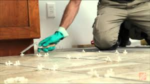 Laying Ceramic Floor Tile Installing Ceramic And Porcelain Floor Tile Step 10 Finish