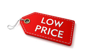 lowest price search for the lowest price on an item